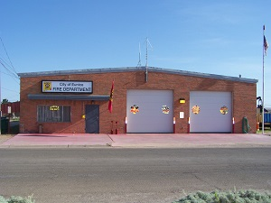 City of Eunice Fire Department Building